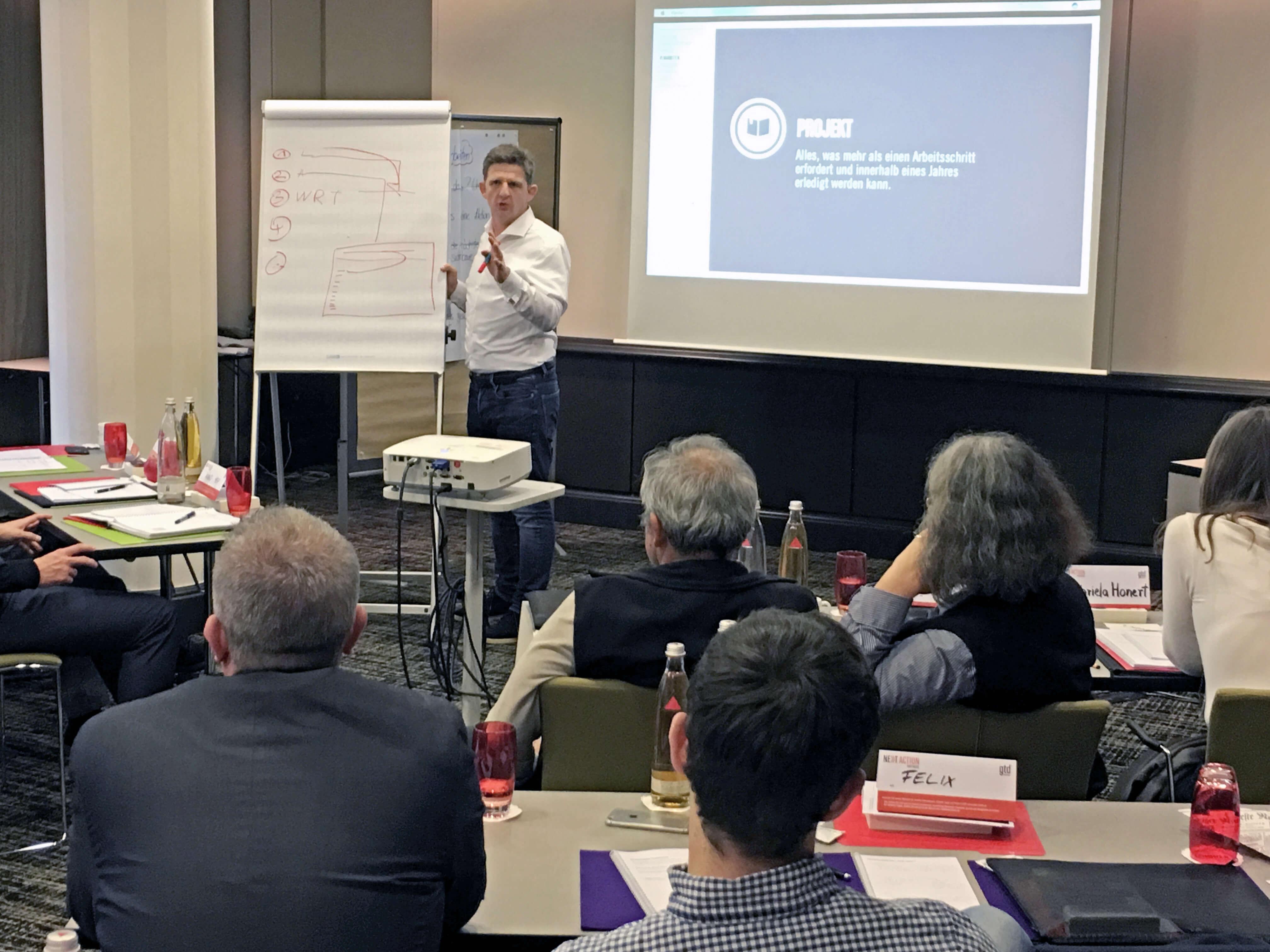 Sabri Eryigit Seminar
