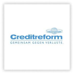 Logo der Creditreform