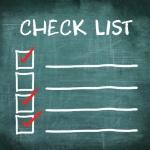 Der Allrounder für strukturiertes Arbeiten – Die Checkliste