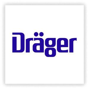 Logo von Dräger