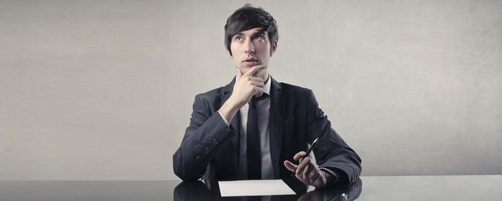 Der erste Schritt in Richtung Selbstmanagement: Mehr denken, weniger arbeiten